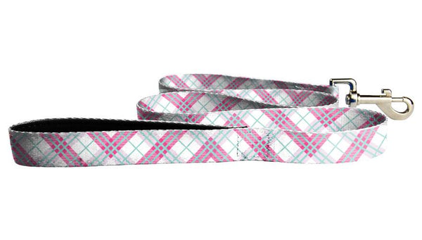 Plaid Leash