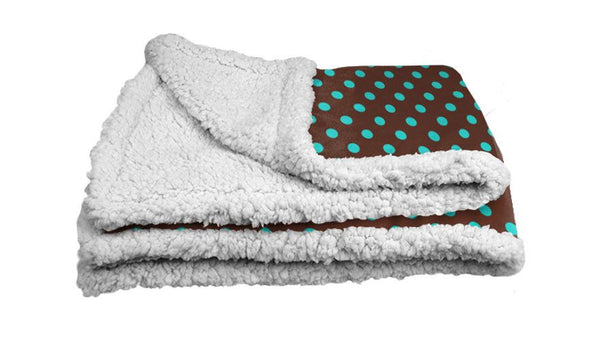 Polka Party Blanket