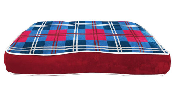 Power Plaid Bed