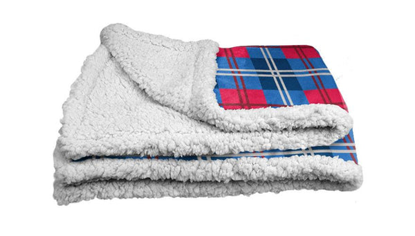 Power Plaid Blanket