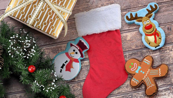 Personalized Stocking & Toy Bundle