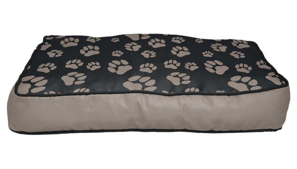 Stormy Paws Canvas Bed