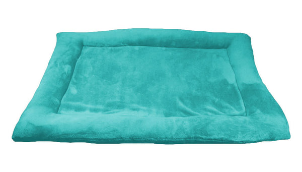 Teal Crate Bed