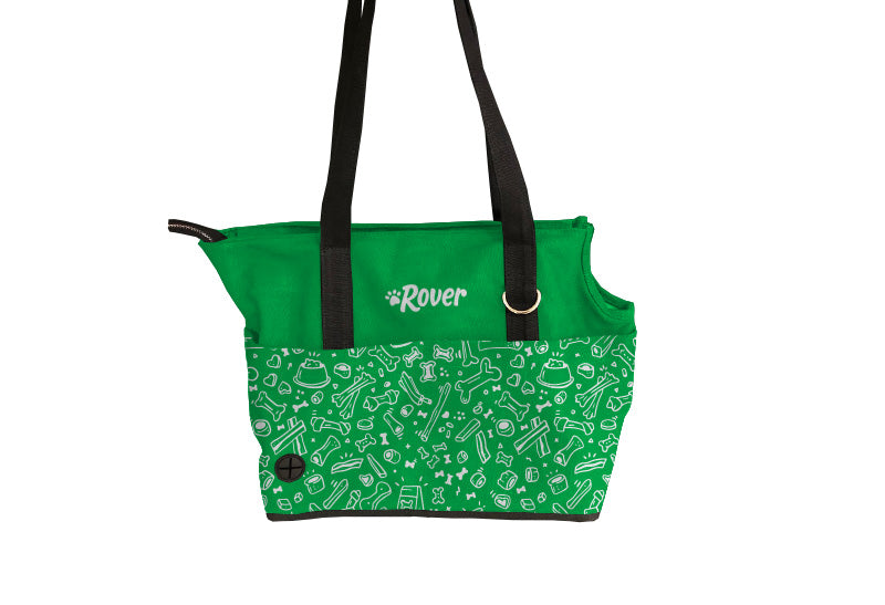 Canvas Pet Carrying Tote Bag