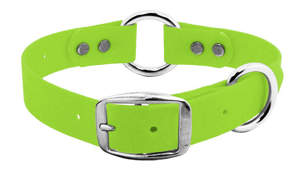 Lime Waterproof Collar