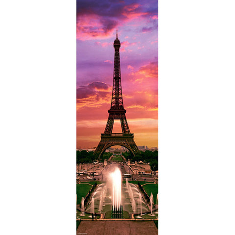 1000 piece Puzzle - Night in Paris