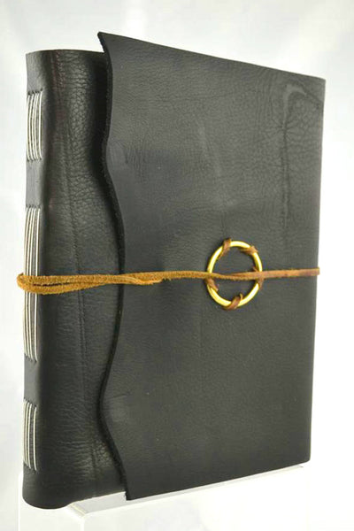 Hand Made Leather Journal