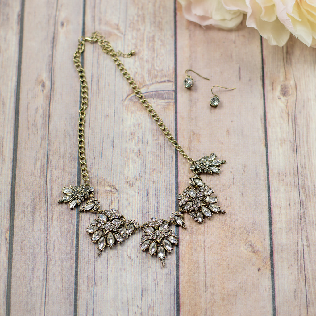 Glam Necklace S4580