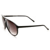 Retro 1970's Mens Fashion Oversize Aviator Sunglasses 9391