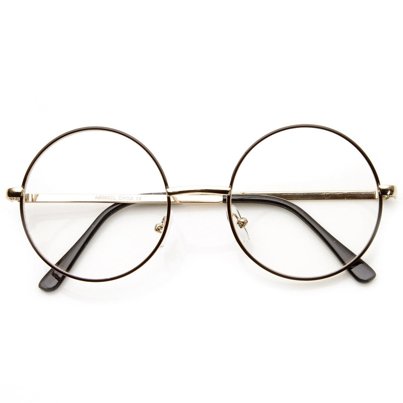 Costume Harry Potter Movie Novelty Clear Lens Glasses 9222