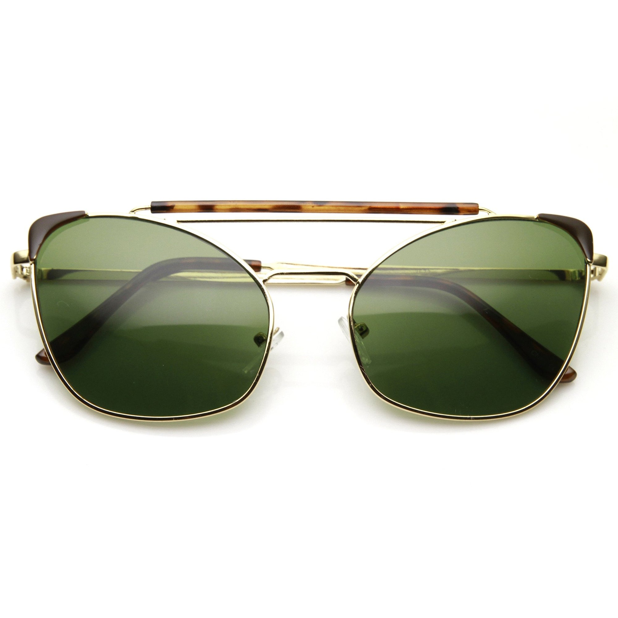 Gold Tortoise Green
