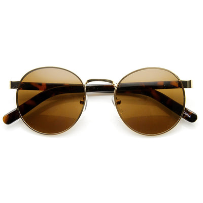 Gold Tortoise Brown