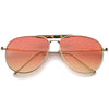 Gold Tortoise Red Orange