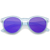 Matte Blue Purple Mirror