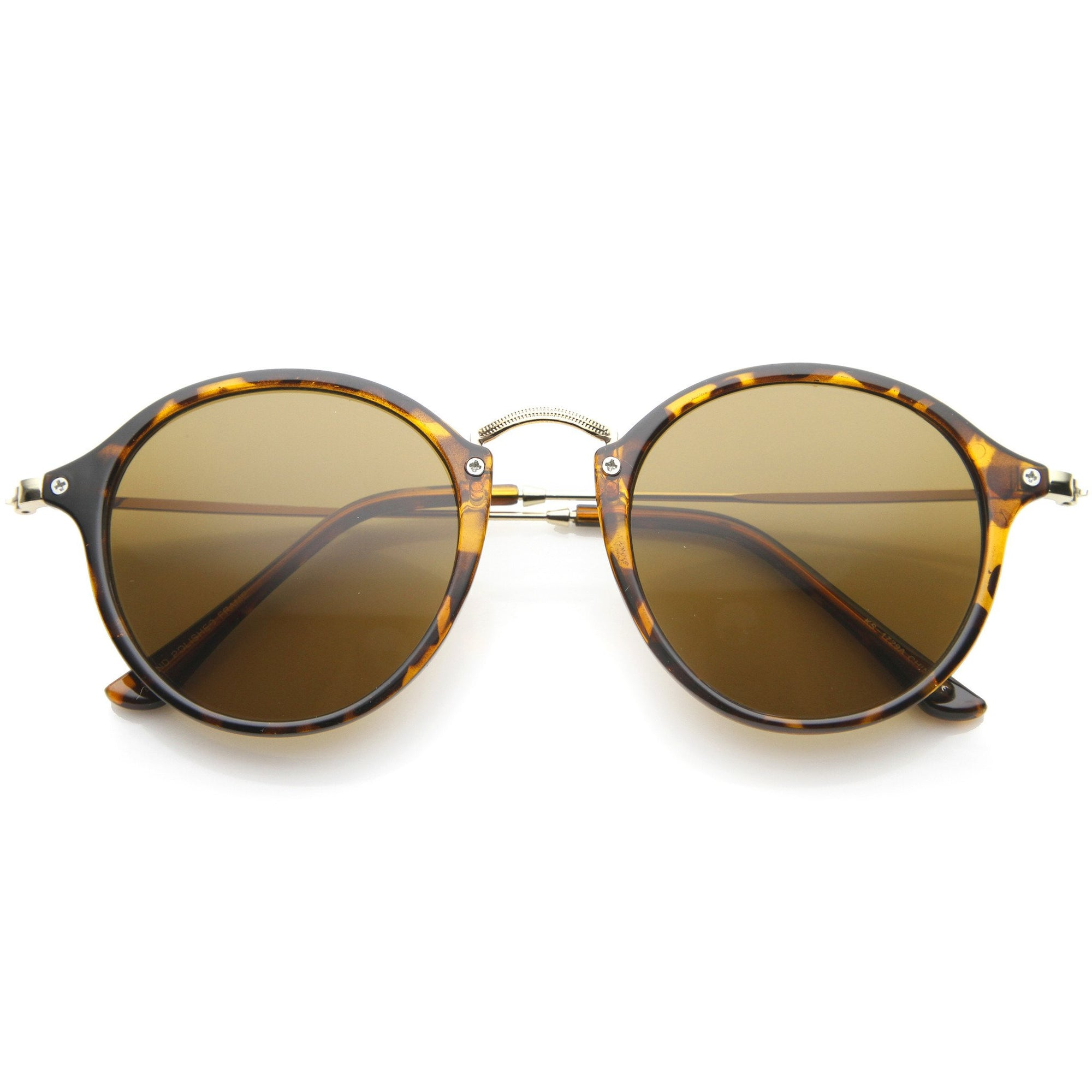 Tortoise Gold Brown