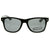 Polarized Lens Retro Fashion Horned Rim Sunglasses 8421