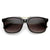 Retro Inspired Flat Top Square Aviator Sunglasses 8739