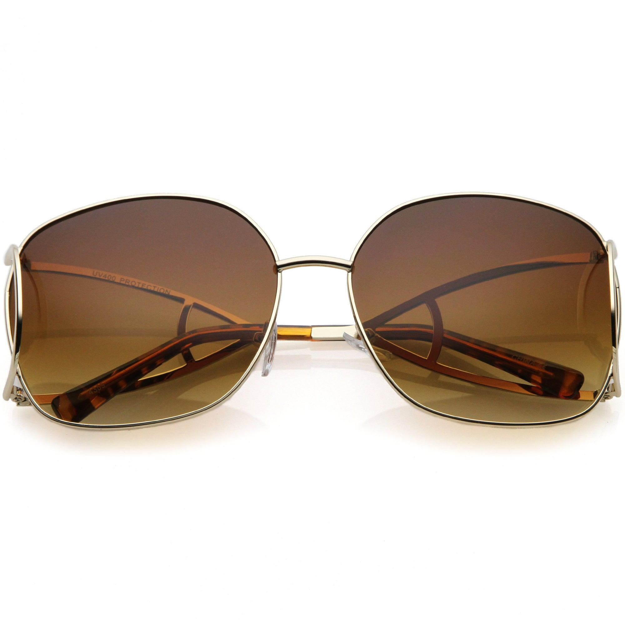 eaee0207c2 ... Oversize Women s High End Fashion Metal Sunglasses C156 · Gold Pink  Gradient · Gold Pink Gradient · Gold Pink Gradient · Gold Pink Gradient ·  Gold Amber