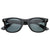 Classic Retro Polarized Lens Horned Rim Sunglasses 6107 52mm