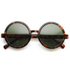 1980's Retro Round Sunglasses Fashion Sunglasses 8754