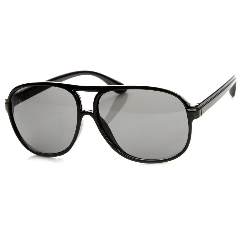 Retro Classic Square European Aviator Sunglasses 8779