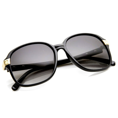Retro European Square Fashion Womens Sunglasses 8828