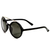 Retro Fashion Round Circle Steampunk Fashion Sunglasses 8935