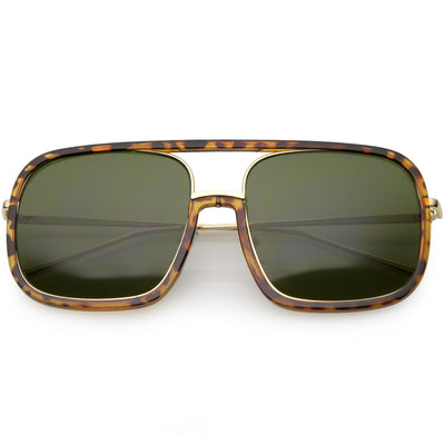 Tortoise Gold Green