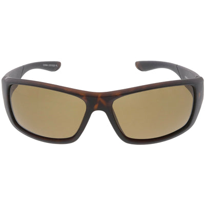 Matte Tortoise Brown