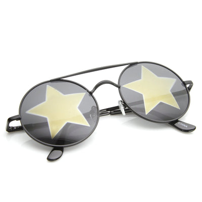 Black Gold Star