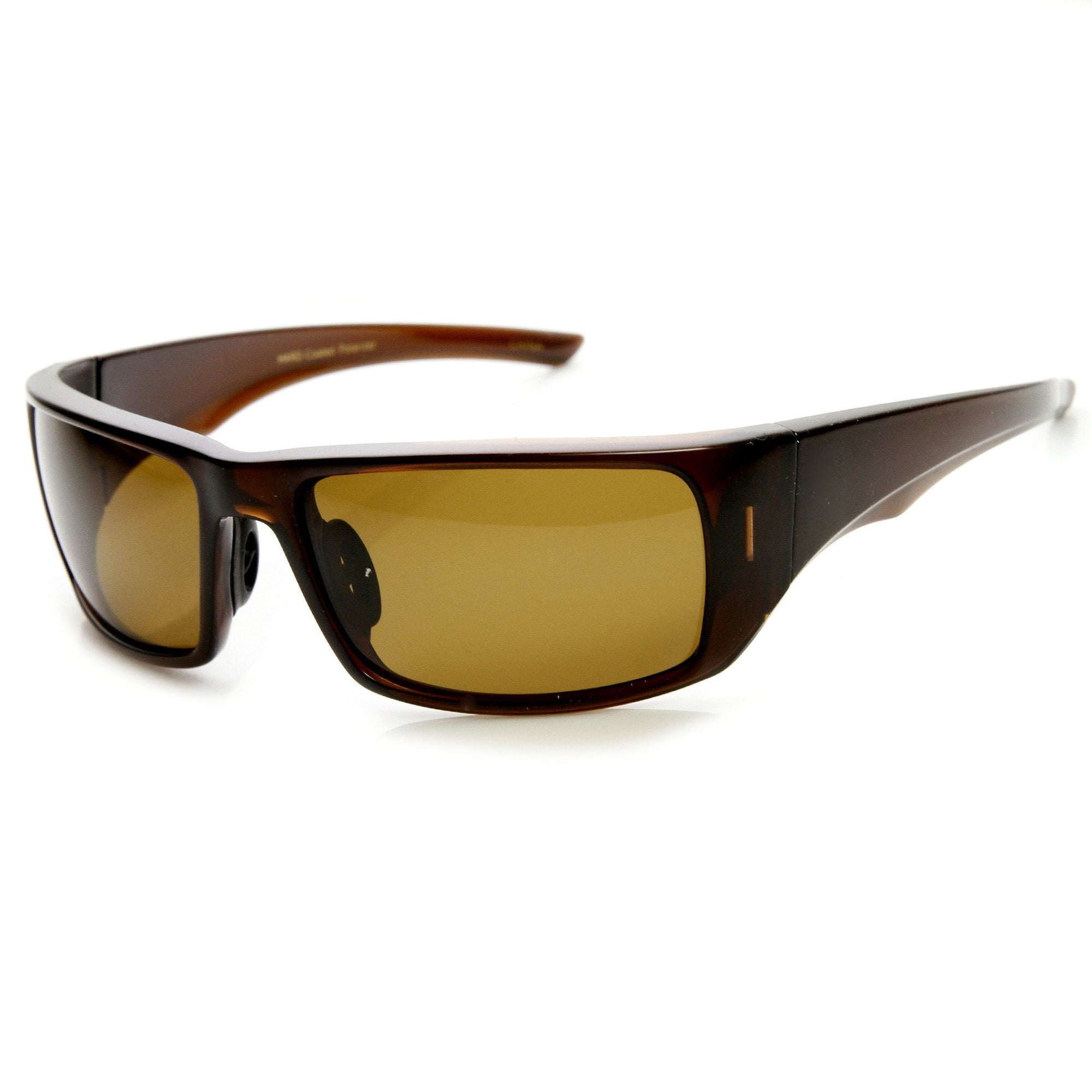 17a5ee56919 Mens Polarized Wrap Around Sports Polarized Sungasses - zeroUV