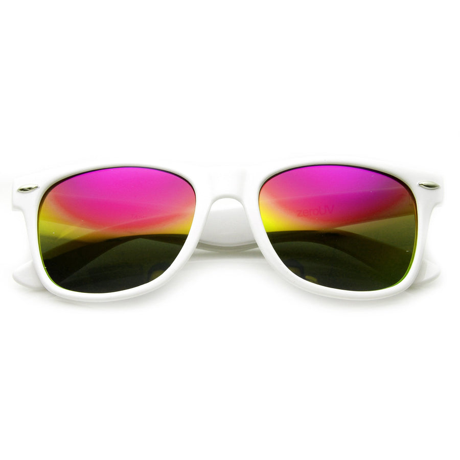 4f5d5e85b1 Revo mirrored lens sunglasses Tagged