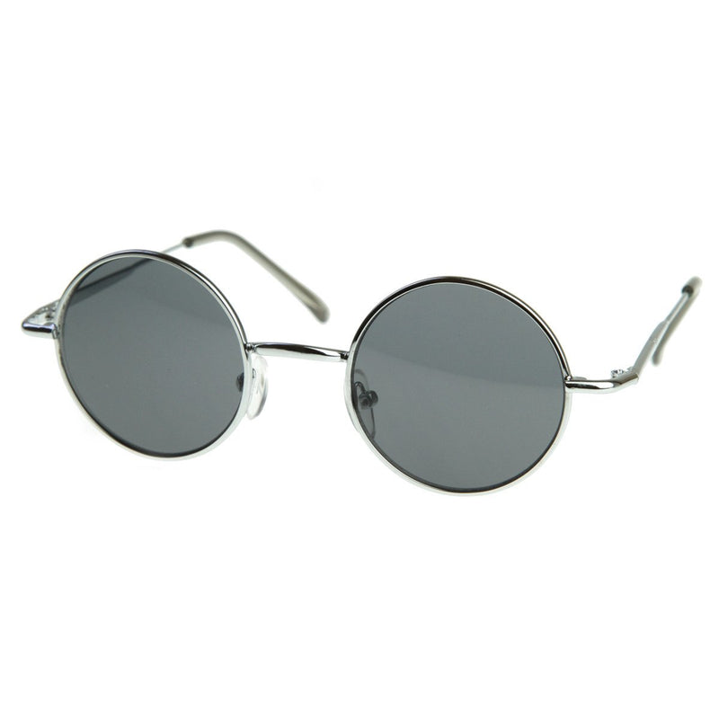 24ecad7872b Small Retro Lennon Style Round Dapper Sunglasses 8237