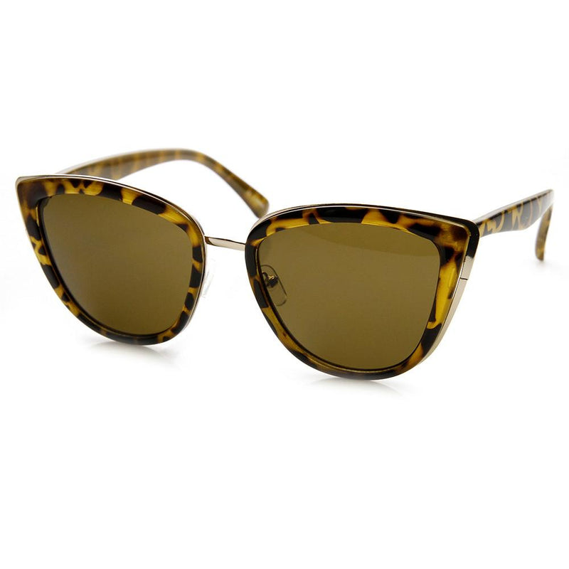 Yellow Tortoise Brown