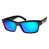 Men's Action Sports Mirror Lens Rectangle Aviator Sunglasses 8654