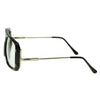 Hipster DJ European Square Clear Lens Glasses 2930