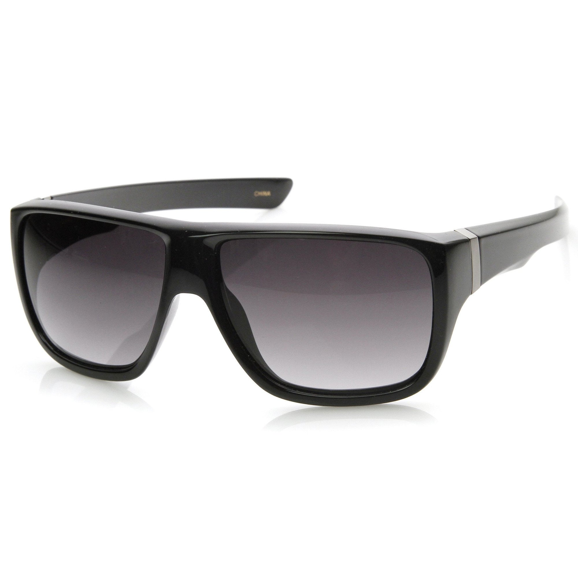 outlet on sale running shoes new style Premium Mens Outdoors Action Sports Wrap Around Sunglasses 9149