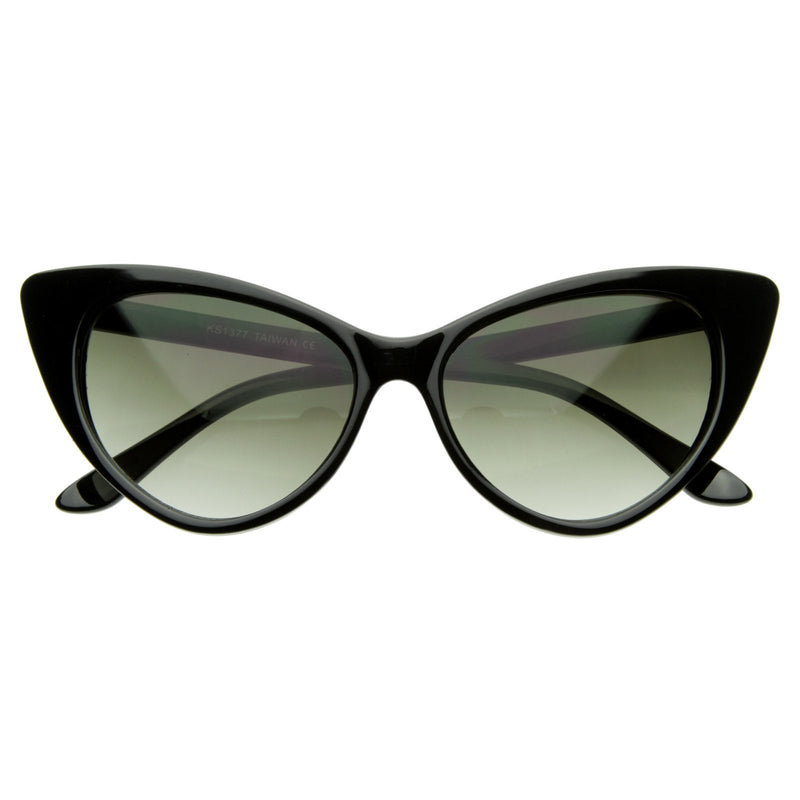 Celebrity Kourtney Kardashian Hot Tip Pointed Cat Eye Sunglasses 8371