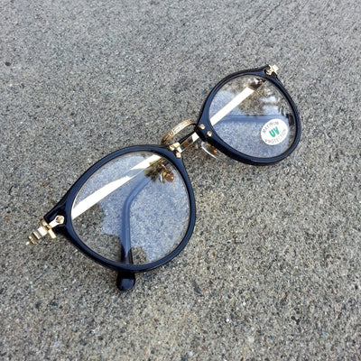 Genuine Vintage Deadstock Steampunk Glasses