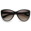 Womens Oversize Retro Fashion Cat Eye Sunglasses 9151