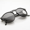 True Vintage Eyewear Round Dapper Aviator Sunglasses 7019