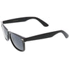 Classic Unisex Polarized Lens Horned Rim Sunglasses A840