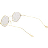 Premium Trending Retro 1990's Diamond Color Tone Lens Sunglasses C499