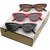 Women's 1990's Small Flat Top Cat Eye Sunglasses C520 [Promo Box]