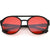 Retro Steampunk Vented Color Tone Lens Goggle Aviator Sunglasses C958