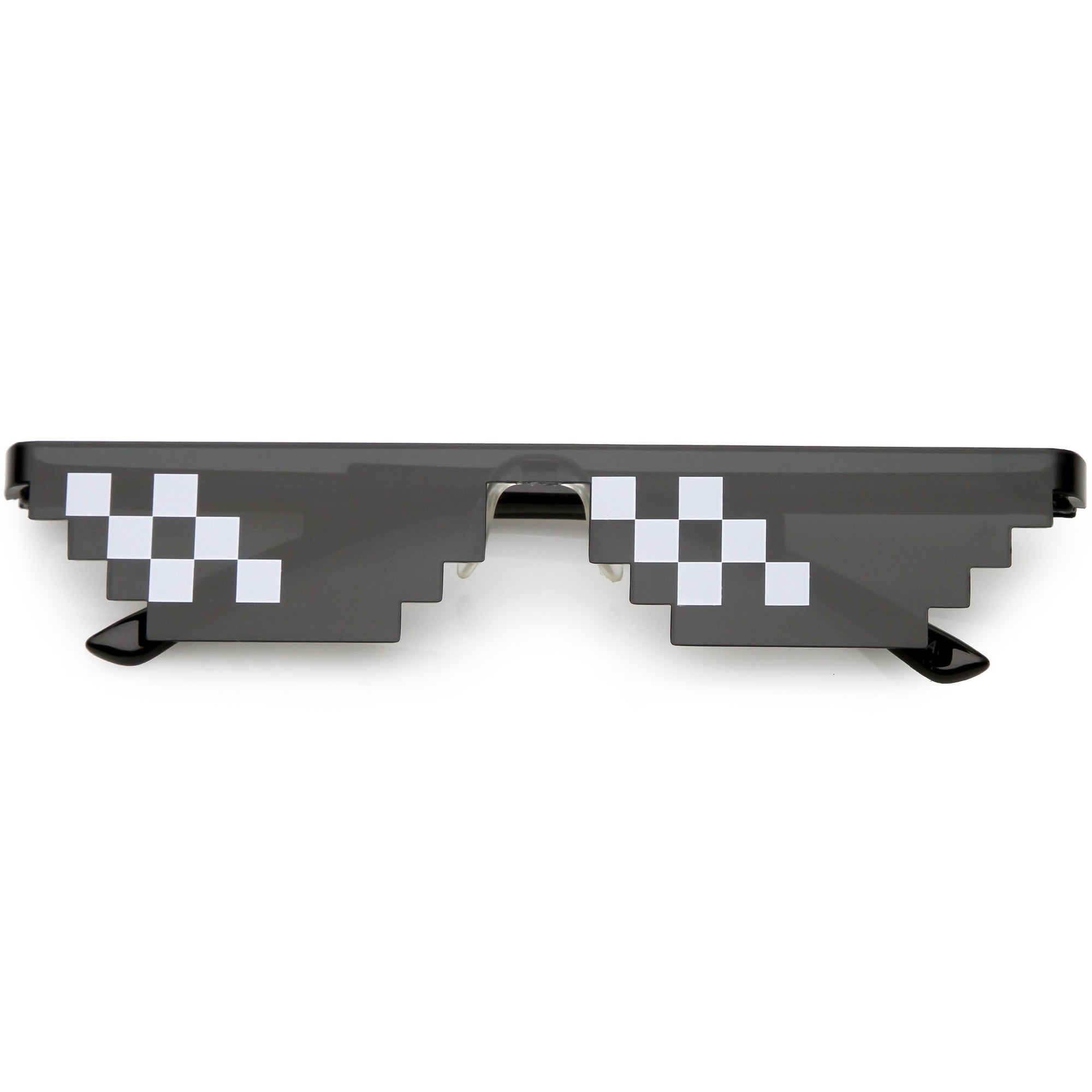Novelty Thug Life Meme Deal With It Cartoon 8 Bit Sunglasses C635