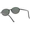 Indie Dapper True Vintage Round Oval Sunglasses C655