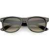 Classic Retro Wide Frame Horned Rimmed Sunglasses C766