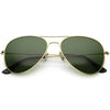 Premium Classic Polarized Lens Metal Aviator Sunglasses 6010