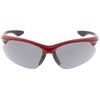 Active Sports Half Frame TR-90 Wrap Around Sunglasses C809
